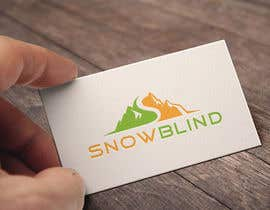 #62 for Design a Logo for Snowblind by sabujmiah10