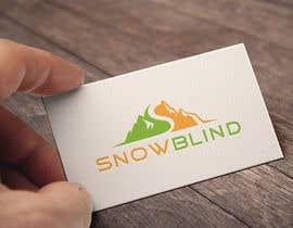 Nro 62 kilpailuun Design a Logo for Snowblind käyttäjältä sabujmiah10