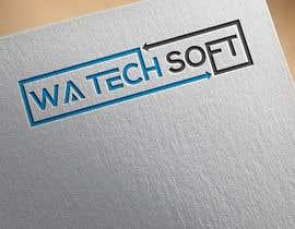 moheuddin247 tarafından Logo for IT outsourcing company: Wa Tech Soft. Do not submit logo generated logo için no 51