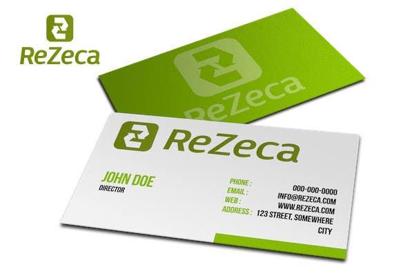 Inscrição nº 34 do Concurso para Logo Design for ReZeca Renewables