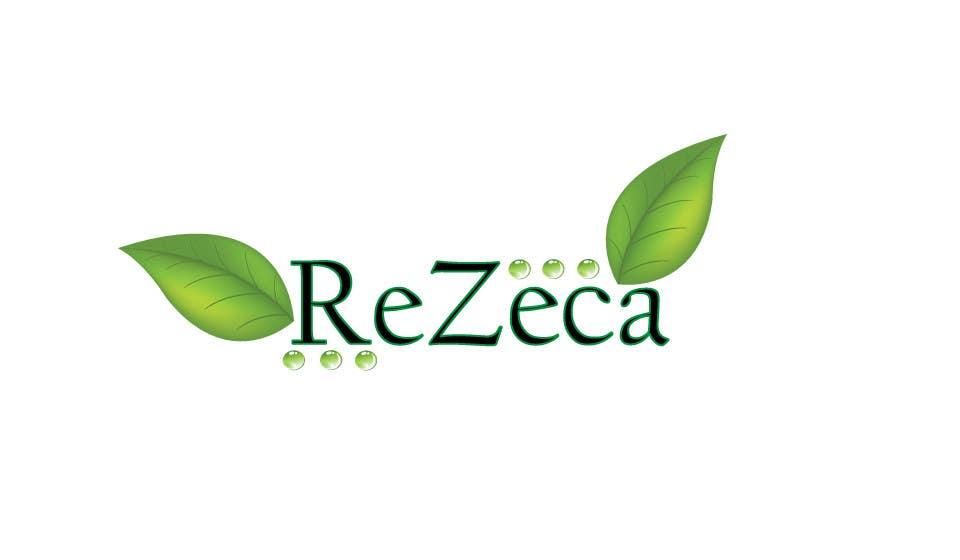 Kilpailutyö #                                        45                                      kilpailussa                                         Logo Design for ReZeca Renewables