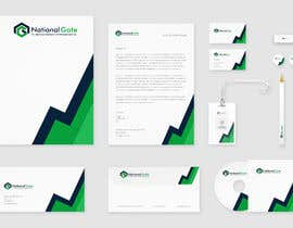 #8 for Design branded stationary by zahidhcold