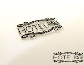 #53 para Hotel Logo por bdexpert