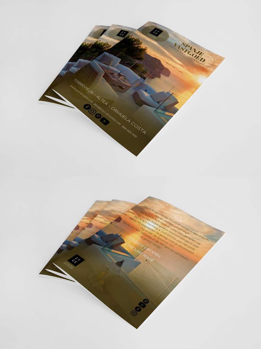 Bài tham dự cuộc thi #32 cho Design a flyer A 5