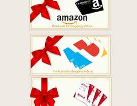 #35 for 3 Banners for my online gift card store by Soumiksagor