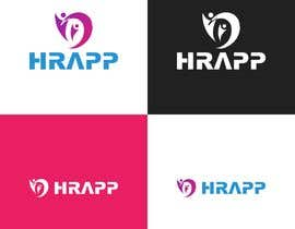 #251 for Logo for HRAPP by charisagse