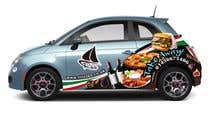 Graphic Design Inscrição do Concurso Nº45 para half car wrap design
