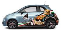 Graphic Design Inscrição do Concurso Nº78 para half car wrap design