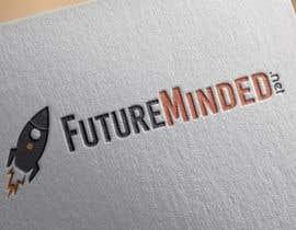 shakz07 tarafından FutureMinded - Futuristic Tech Blog Logo Design için no 11