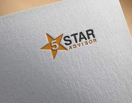 #4 untuk Need logo for 5 star Advisor oleh rezwanul9