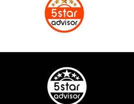 #13 untuk Need logo for 5 star Advisor oleh asifislam7534