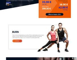 Nro 83 kilpailuun Redesign home page website käyttäjältä saidesigner87