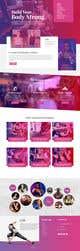 Kilpailutyön #95 pienoiskuva kilpailussa Redesign home page website