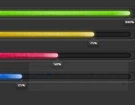 nº 49 pour CSS, JS: Creating an interactive progress bar par mdsobuzchandar52