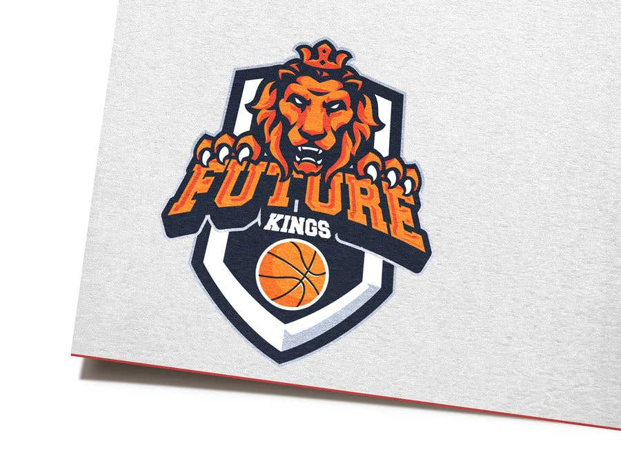 Contest Entry #32 for Youth Basketball Team Logo Design