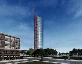 #19 for Diversity tower (Sketchup work and rendering) by NafaaBA