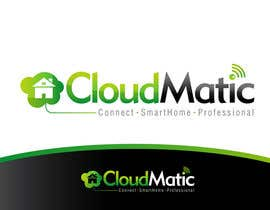 nº 41 pour Logo Design for CloudMatic par Designer0713