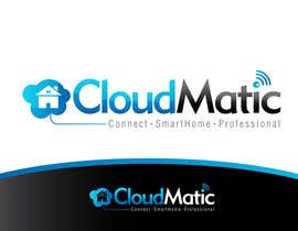 nº 42 pour Logo Design for CloudMatic par Designer0713