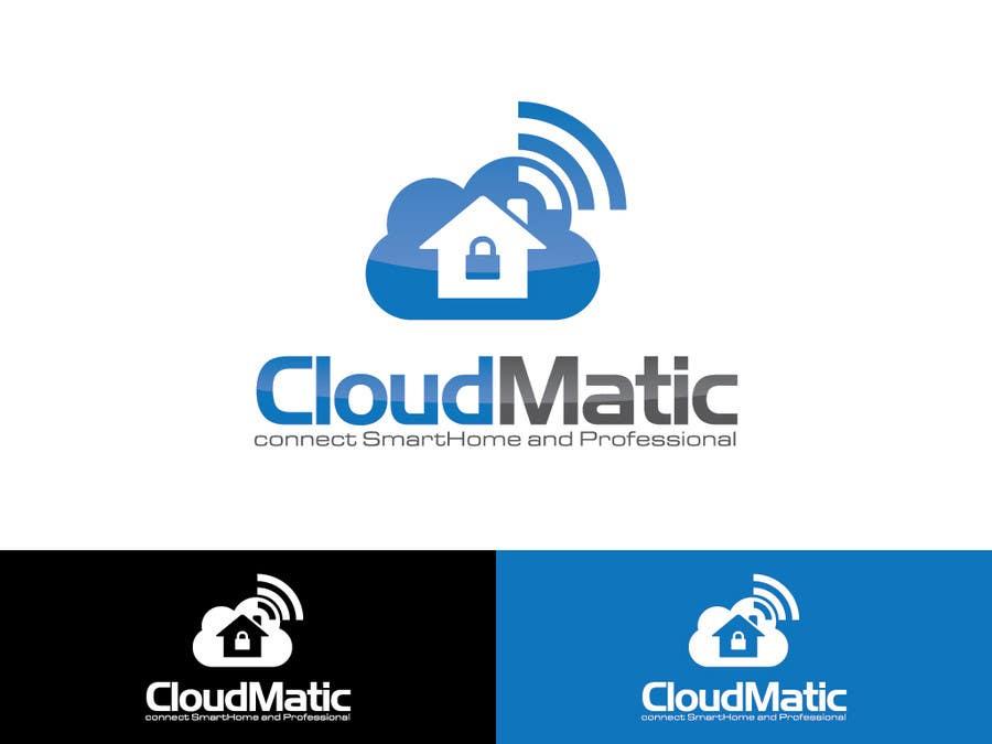 Proposition n°                                        11                                      du concours                                         Logo Design for CloudMatic