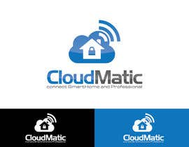nº 11 pour Logo Design for CloudMatic par winarto2012