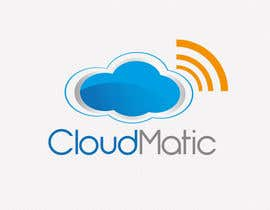 nº 55 pour Logo Design for CloudMatic par RONo0dle