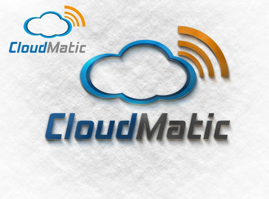 Proposition n°                                        58                                      du concours                                         Logo Design for CloudMatic