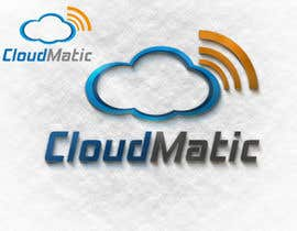 nº 58 pour Logo Design for CloudMatic par RONo0dle