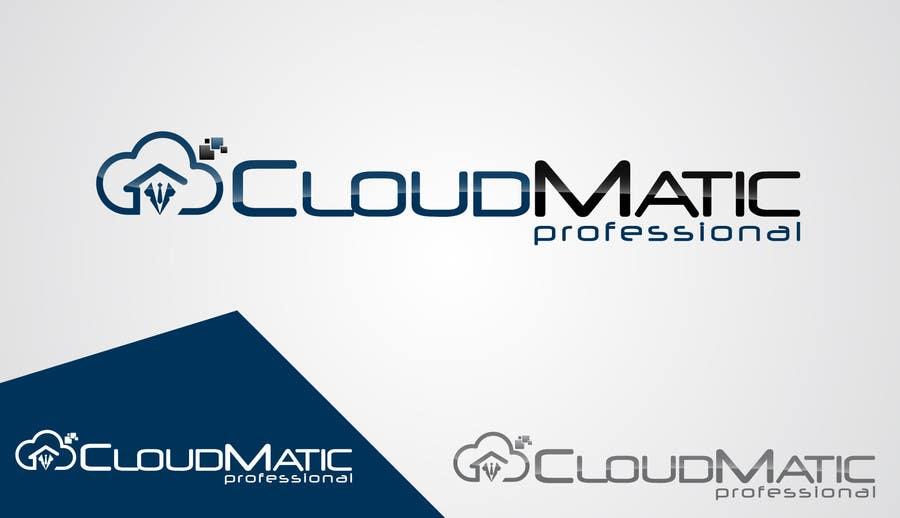 Proposition n°                                        16                                      du concours                                         Logo Design for CloudMatic