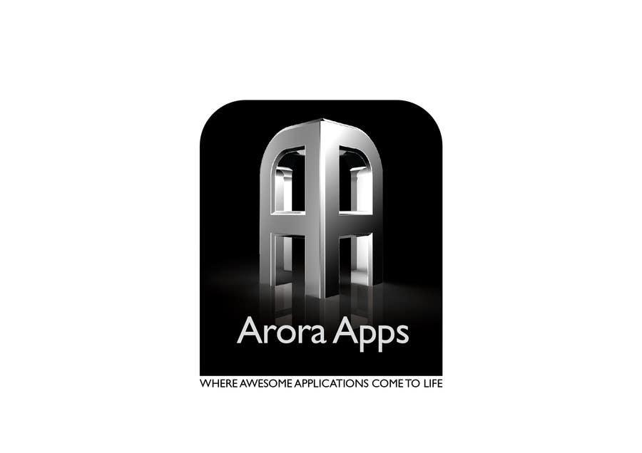 Inscrição nº                                         7                                      do Concurso para                                         Logo Design for Arora Apps