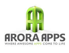 nº 26 pour Logo Design for Arora Apps par mikeoug