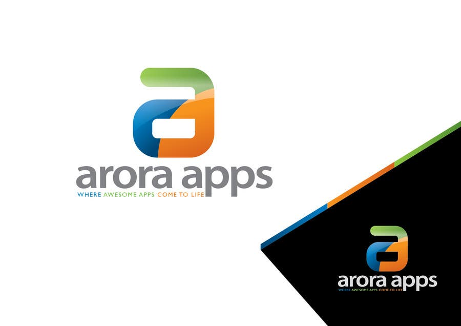 Contest Entry #30 for Logo Design for Arora Apps