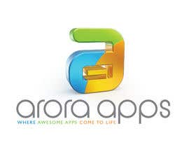 nº 58 pour Logo Design for Arora Apps par mikeoug