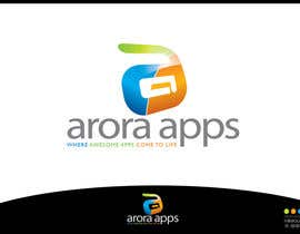 nº 62 pour Logo Design for Arora Apps par mikeoug