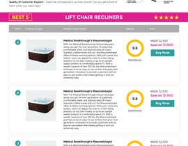 #3 for Best Homepage Design for Website--Easy Money by anusri1988