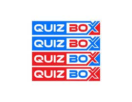 #38 for Need a logo for QuizBox by nilufab1985