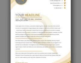 mdfahimhossain32 tarafından Design Letterhead için no 67