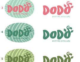 Nro 37 kilpailuun Design me a logo for Dodo Craft käyttäjältä CorinaDP