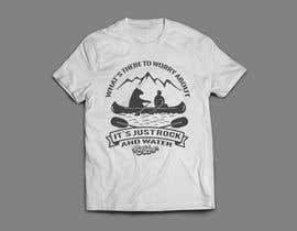 #44 untuk Whitewater style t-shirt design oleh arafatrahman913