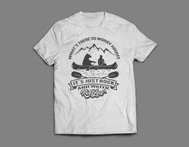 #47 untuk Whitewater style t-shirt design oleh arafatrahman913