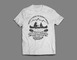 #51 untuk Whitewater style t-shirt design oleh arafatrahman913