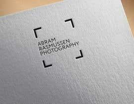 #70 untuk Design a logo (Abram Rasmussen Photography) oleh graphicrivar4