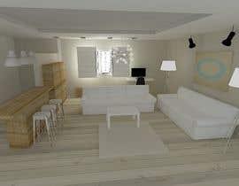 #30 untuk Design a prospectus of a living room oleh archiact