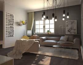 #36 untuk Design a prospectus of a living room oleh asviridenko92