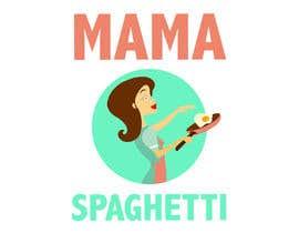 "Nro 9 kilpailuun Make me a logo for ""Mama Spaghetti"" Restaurant/Cafe/Bar käyttäjältä danishraza930"