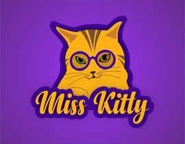 """Nro 29 kilpailuun I need a logo created for my brand call """" Miss Kitty is Crazy"""". käyttäjältä yabzkebede"""