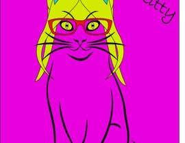 """Nro 93 kilpailuun I need a logo created for my brand call """" Miss Kitty is Crazy"""". käyttäjältä furkanstar"""