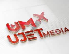 #26 для Design Logo Ujet Media от bidyutmondol2
