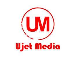 #13 untuk Design Logo Ujet Media oleh rafsansheikh1