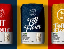 #25 cho Packaging for Teff flour. bởi andreasaddyp