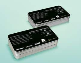 #203 for Design a premium looking and attractive personal business card by tonmoy6